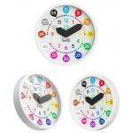 Reloj Pared Educativo Twistiti