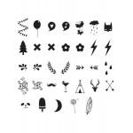 Números y símbolos extras para Lightbox