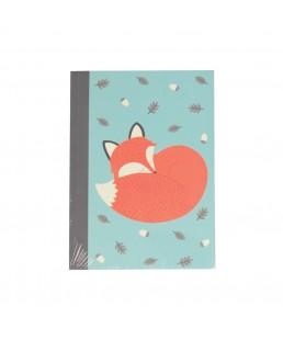 Cuadernos Rusty the fox de Rex London