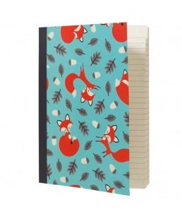 Cuadernos  Rusty the fox.