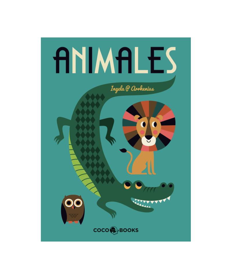 Animales de Ingela P. Arrhenius