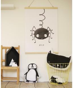 Poster Hanger, Marco Colgante.