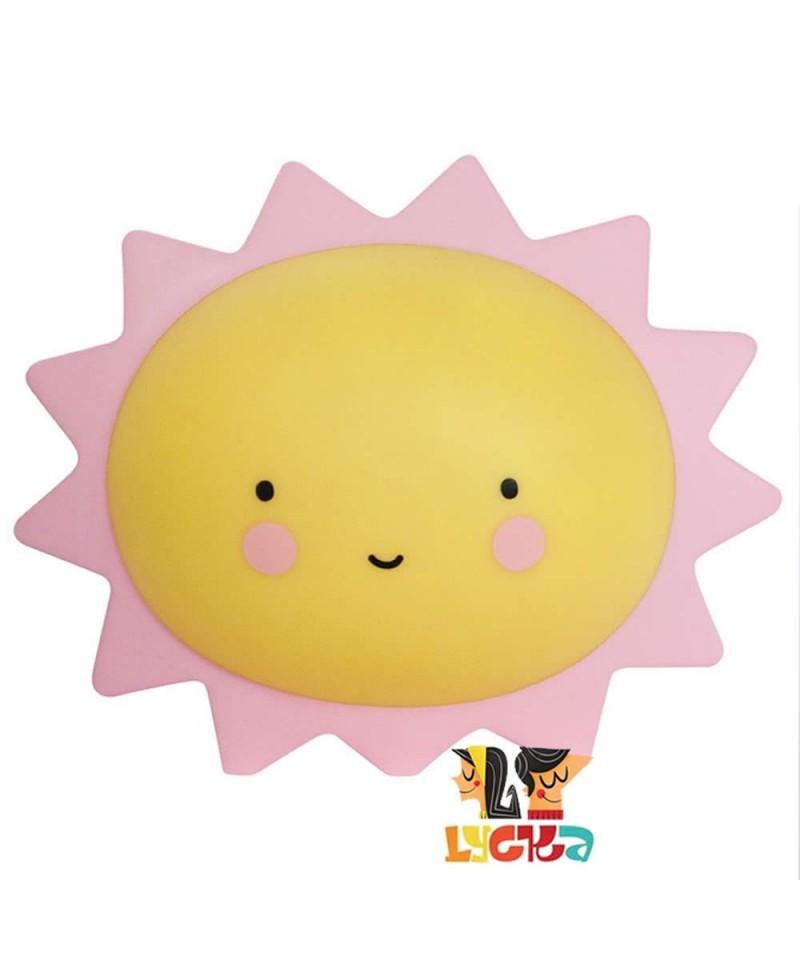 Mini Lámpara Sol