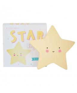 Estrella Amarilla Caja A little Lovely Company