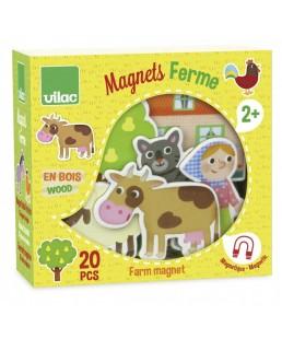 Imanes Animales de granja