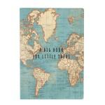 Cuadernos Mapa Vintage