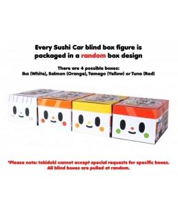 SUSHI CARS TOKIDOKI