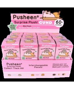 PUSHEEN SERIES 3 PLACES CATS SIT