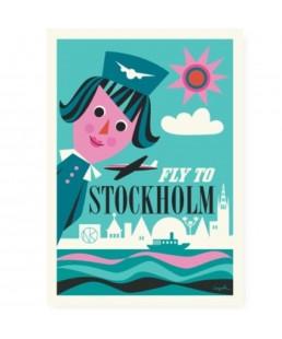 Lámina Stockholm Ingela P. Arrhenius