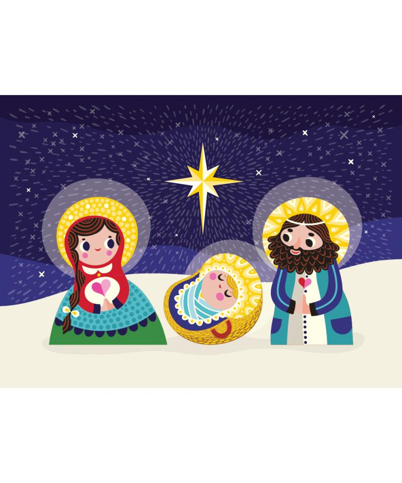 POSTAL JOSEPH & MARIA