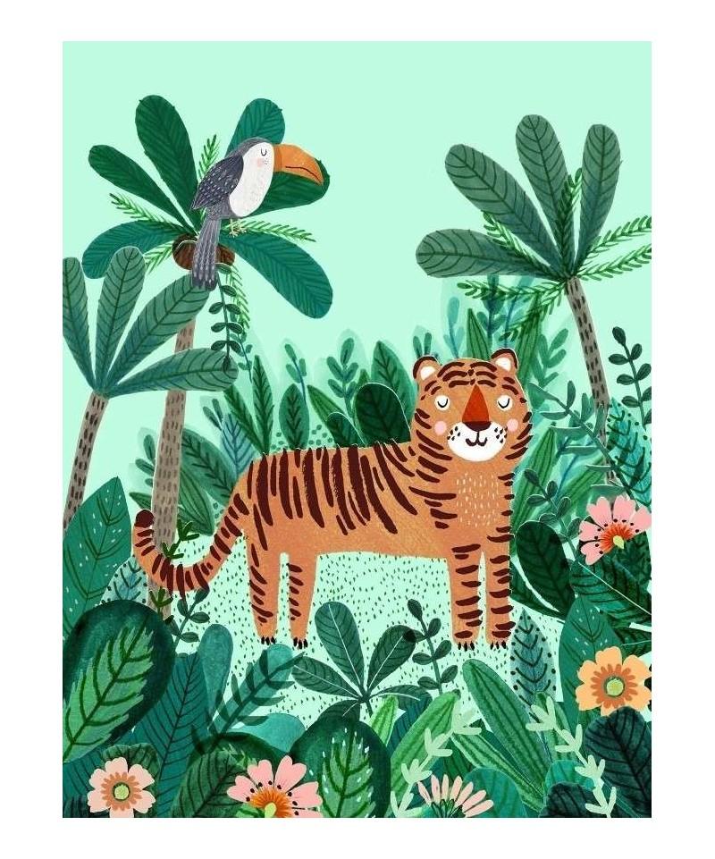 POSTAL TIGER