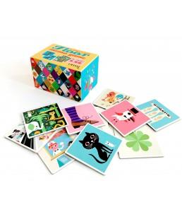 FLOOR MEMORY GAME FACES