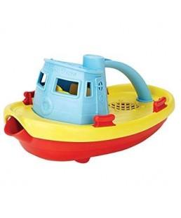 Barco Remolcador de Green toys