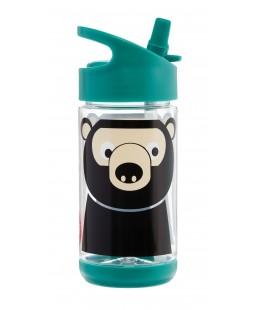 Botella reutilizable 3 Sprouts Oso