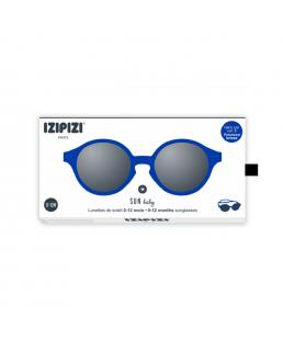 Gafas de sol bebé Marine Blue Izipizi 0 -12 meses