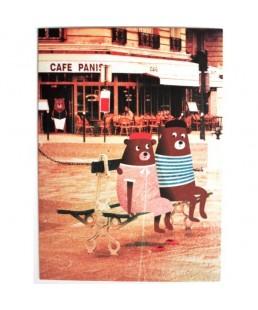 MINIPRINTS FRIENDS FROM PARIS
