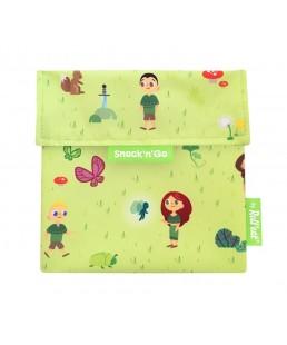 Bolsas Merienda Reutilizables Snack´n Go Kids