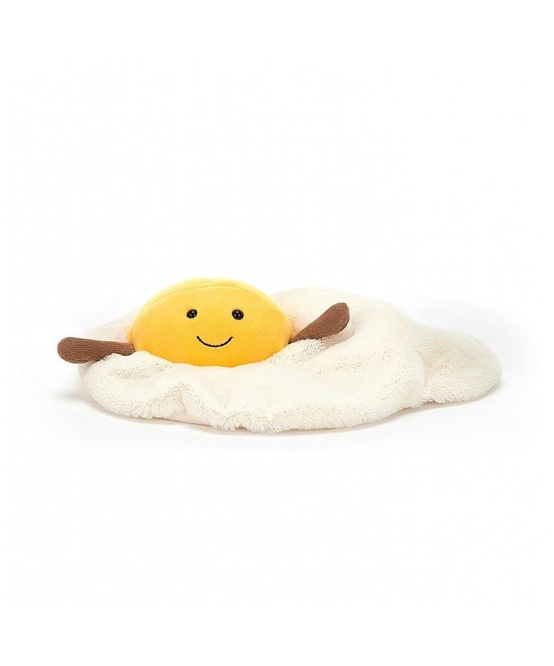 Peluche Huevo Frito Jellycat