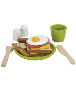 Menú Desayuno de Plantoys