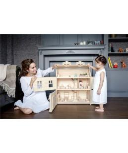Casa muñecas Victoriana Plantoys