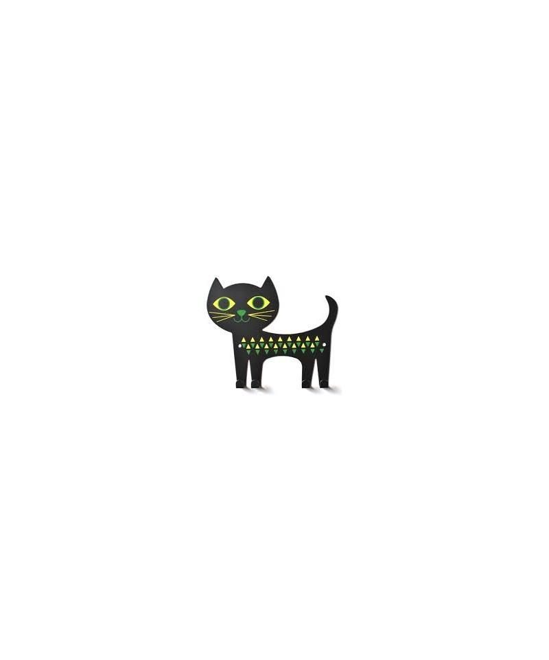 COLGADOR CAT YELLOW