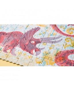 Puzzle Descubre los Dinosaurios 200 piezas