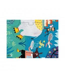 Puzzle My Jungle de Londji pz333u