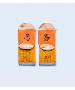 """Mini calcetines """"Hay un amigo en mí"""" de UO"""