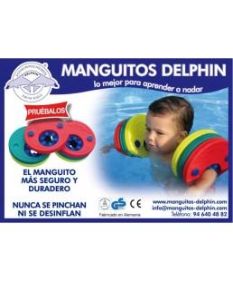 Manguitos de DIscos Delphin