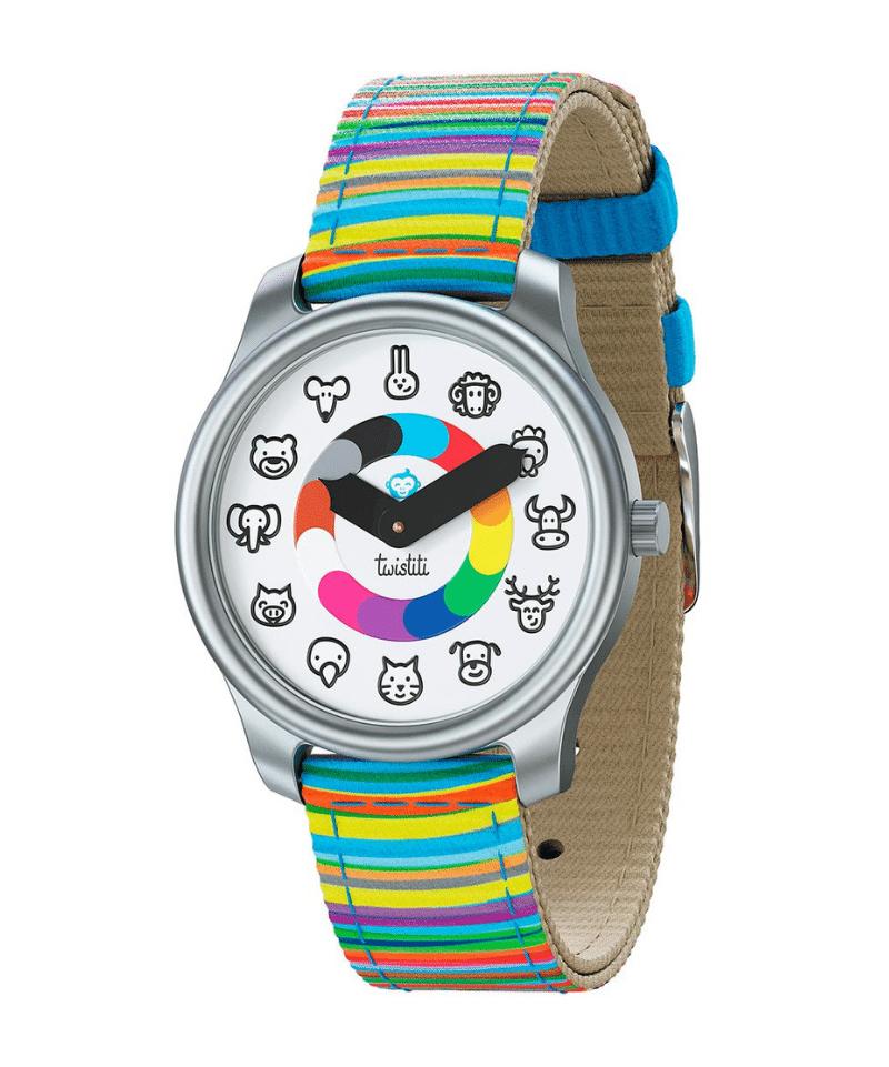 Reloj Animales Twistiti Correa Original infantiles